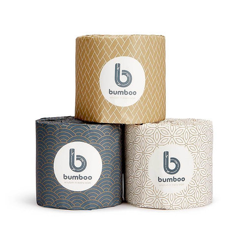 Bumboo toilet roll (individually wrapped)