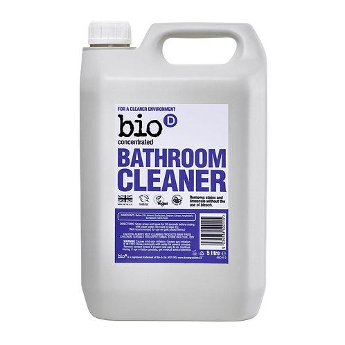 Bathroom cleaner: by BioD
