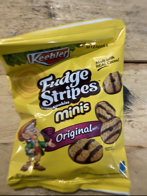 Fudge stripe cookies - minis