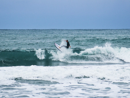 Un week-end surf en Med' ?