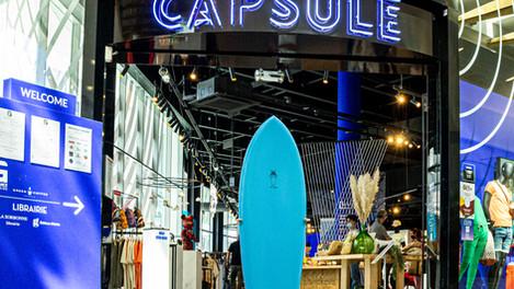 Capsule CAP3000 : Notre premier point de vente