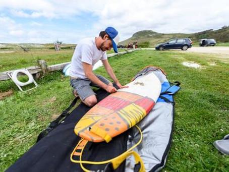 Bien entretenir son matériel de surf