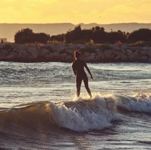 Peut on vraiment surfer en Méditérannée ?