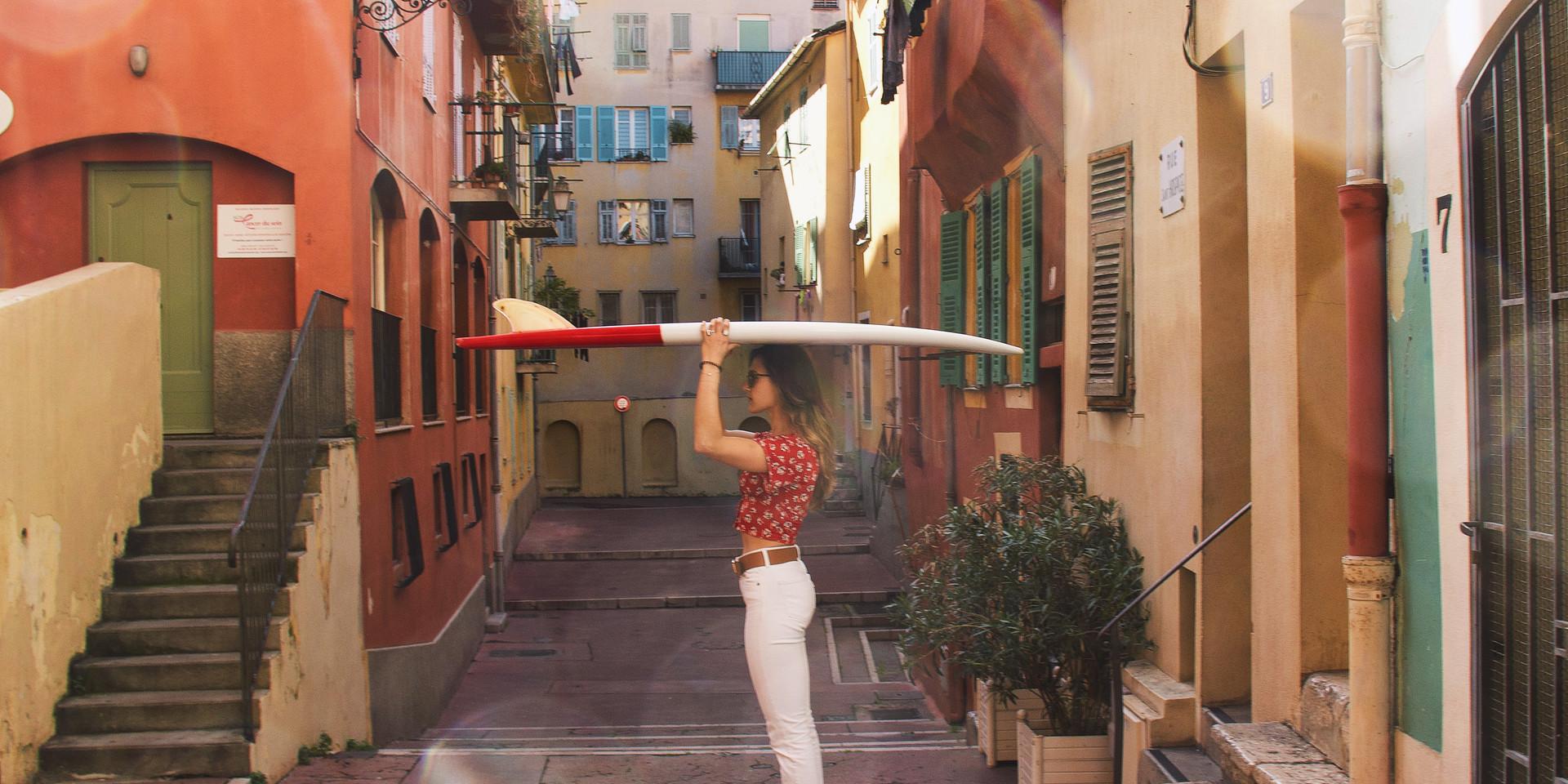 Une CIGALE se balade dans Nice