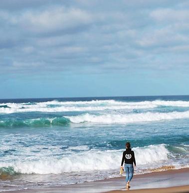 Passion, culture surf, méditerranée