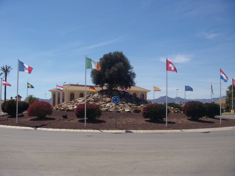 MCC Flag Roundabout