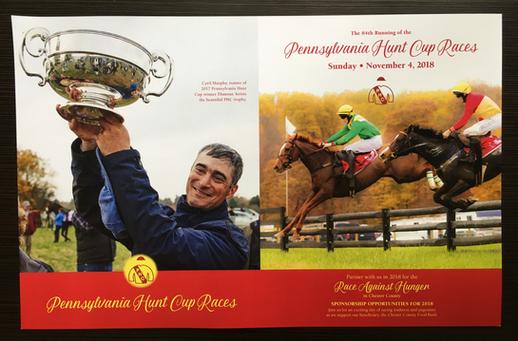 Pennsylvania Races Print