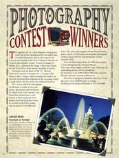 Photography Contest Design
