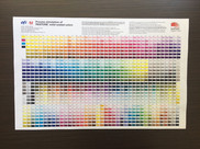 Colored Paper Examples