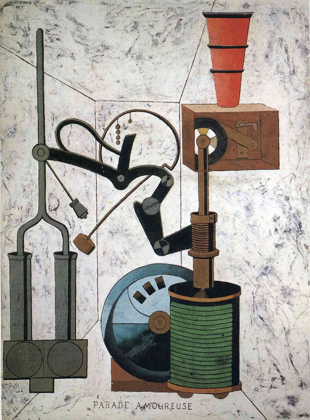 """Love Parade"" by Francis Picabia"