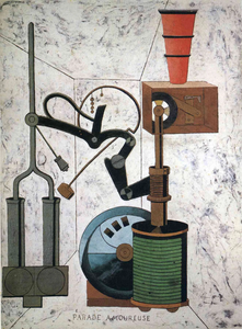 """""""Love Parade"""" by Francis Picabia"""