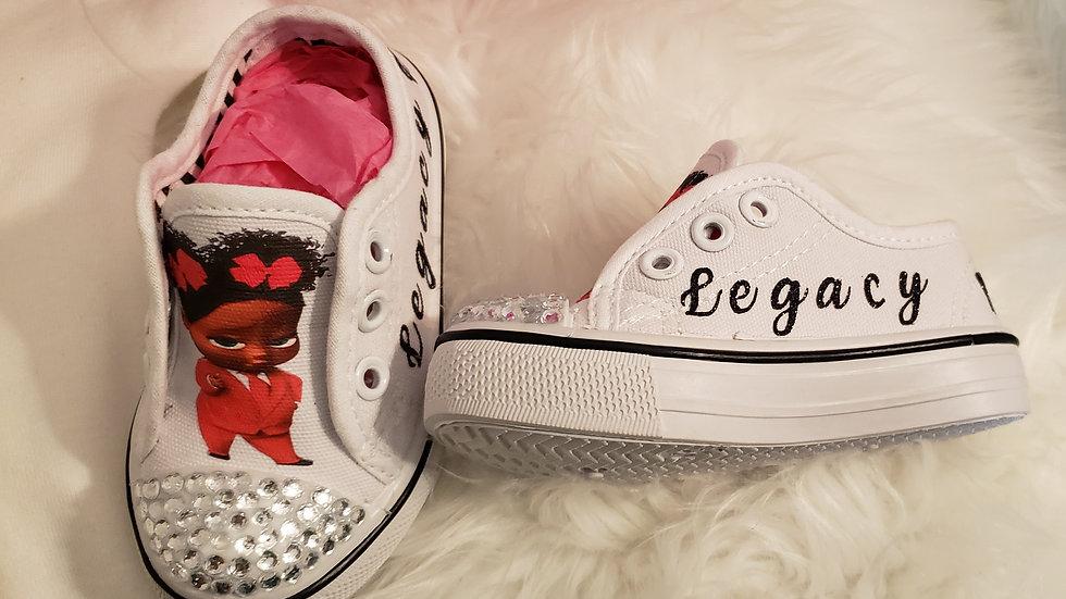 custom shoes (kids) NOT Converse