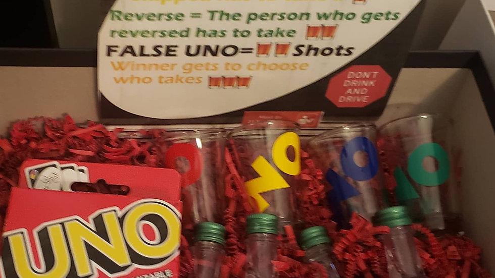 Drunk Uno board game