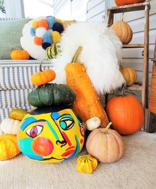 Picasso Pumpkin