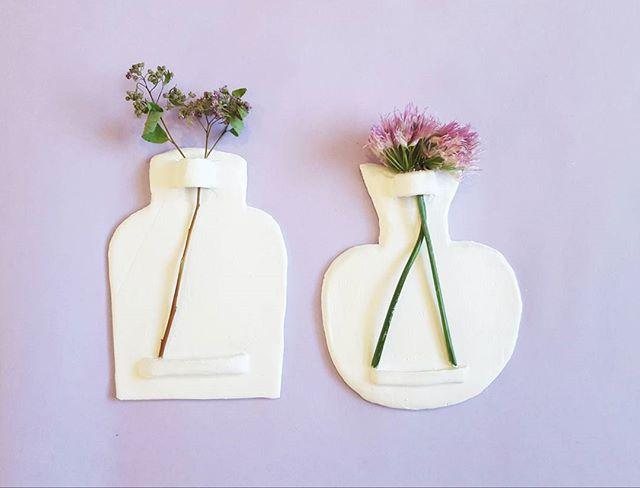 Dried Flower Vase