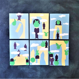 Magritte Assemblage