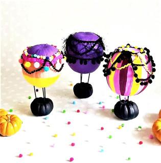 Hot Air Balloon Pumpkins