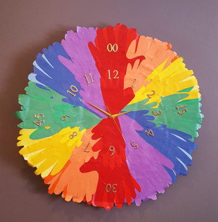 The Handy Clock