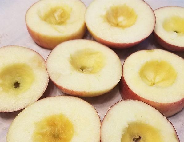 Caramel apple Geodes process 1.jpg