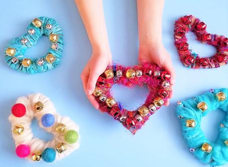 Heart Tambourine