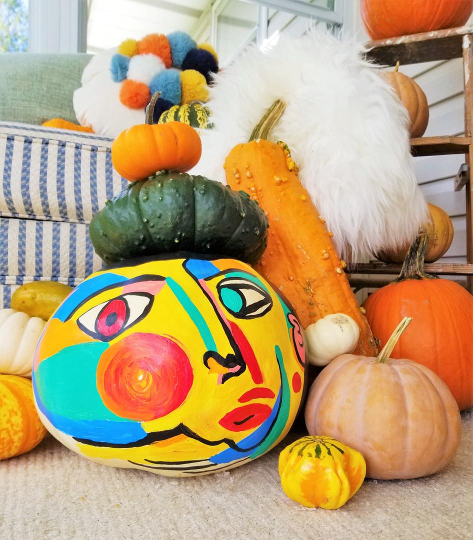 Picasso Pumpkins