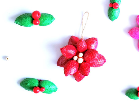 Almond Ornaments