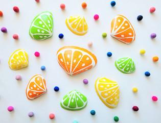 Citrus Seashells
