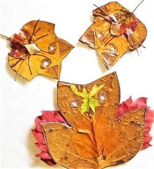 Unique Nature Crafts