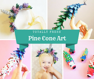 Fresh Ideas for Pine Cones