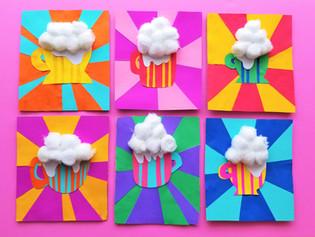 Hot Chocolate Pop Art