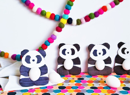 Egg Belly Pandas