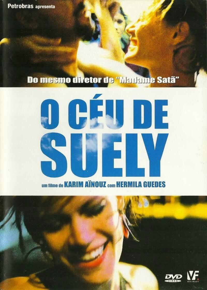 cartaz do filme o céu de suely