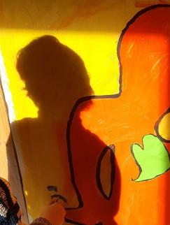 Stage Keith Haring. Atelier Soleil d'argile.