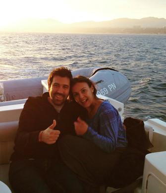 Mateo & Gloria's Birthday Party On The Sea!
