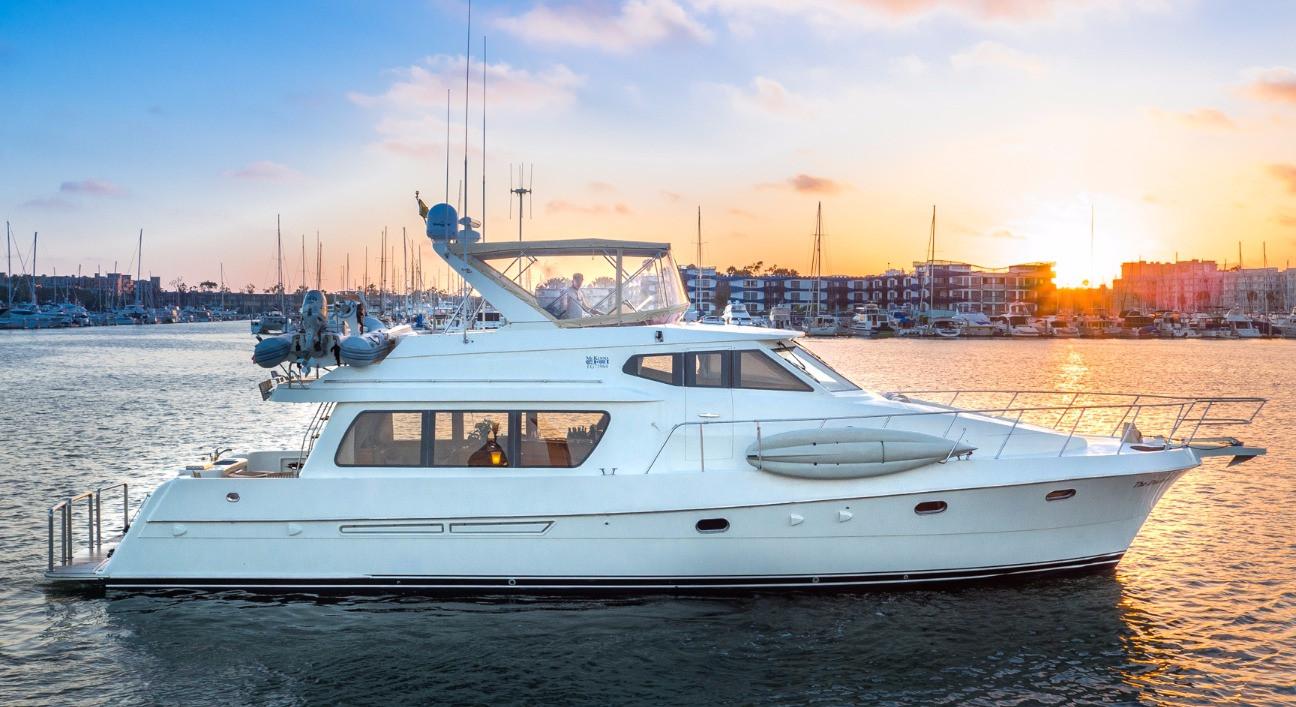The Duchess | Yacht Charter | Marina Del Rey, CA | Los Angeles