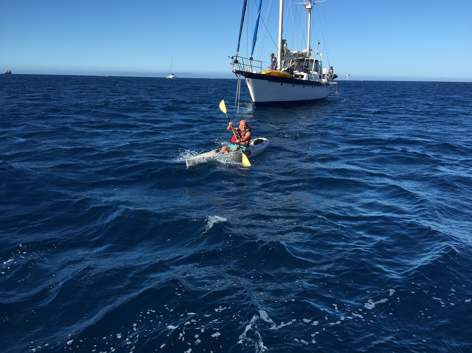 Water sports marina del rey for Deep sea fishing marina del rey