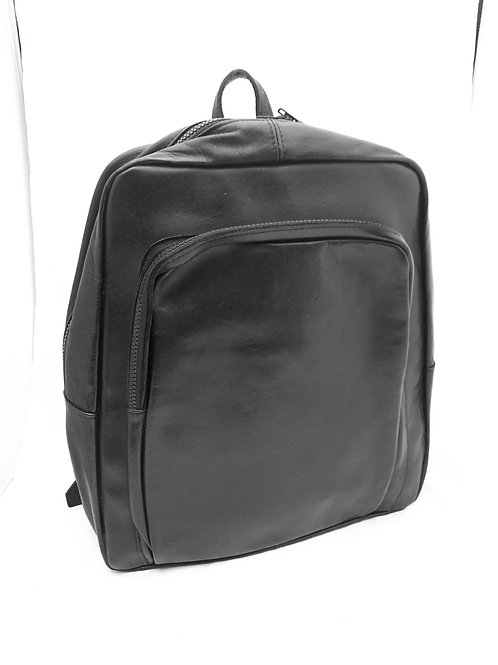 Laptop Backpack Glossy Black