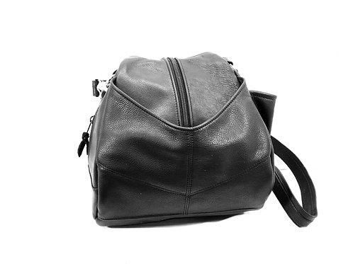 Style #132 Teardrop Leather Crossbody Bag