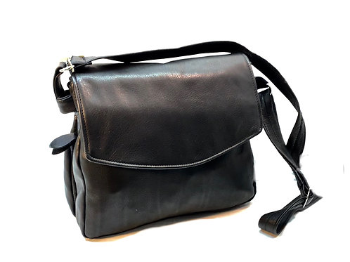 Style #128 Concealed Carry Leather Crossbody