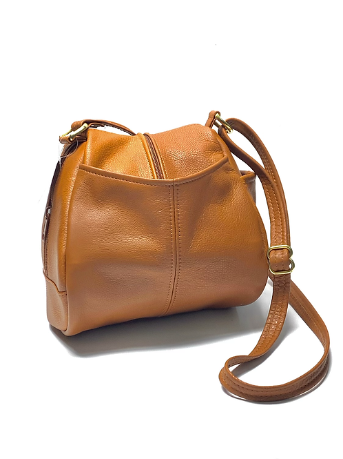 Style #130 - Droplet Leather Crossbody Bag