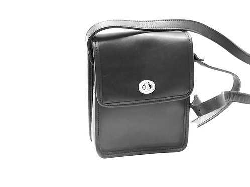 Style #601 Leather Crossbody Bag