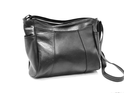 Style #150 Leather Crossbody Bag
