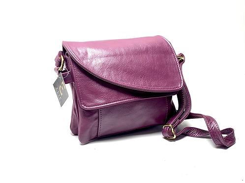 Style #113 - Tulip Jr. Leather Crossbody Bag