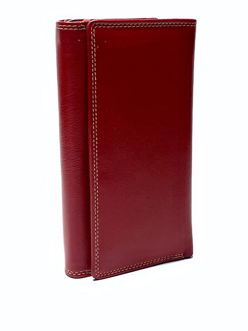 Women's Large Zip Around Wallet