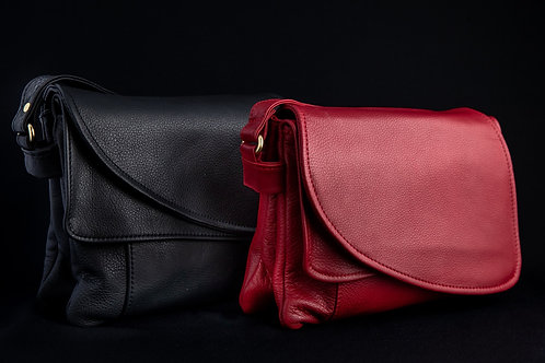 Style #113 - Tulip Jr. Leather Crossbody Bag