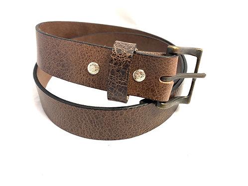 Water Buffalo Leather Belt