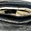 Thumbnail: Style #113 Tiny Leaves - Tulip Jr. Embossed Leather Crossbody Bag