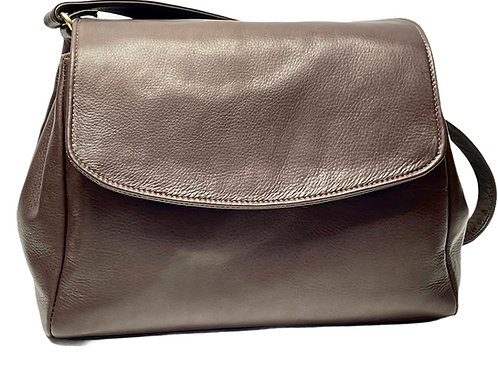 Style #134 Jerry - Leather Crossbody Bag