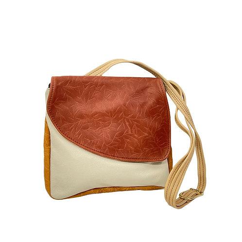 Style #116 Leather Crossbody Bag