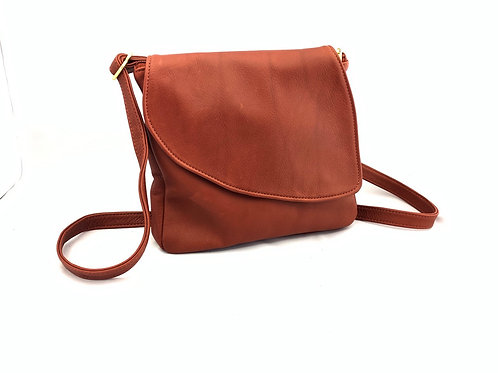 Style #116 Leather Crossbody Bag